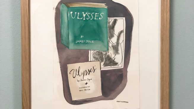 U is for Ulysses