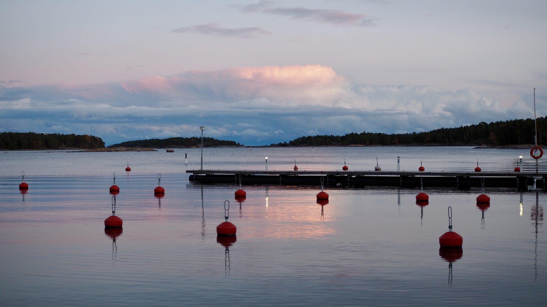 Parasta lokakuussa – kimmeltävät aamut ja autiot satamat