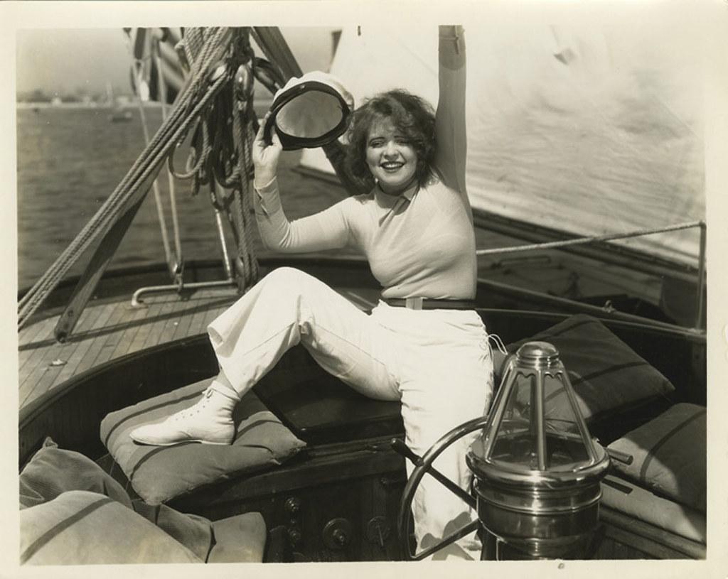 Clara Bow – rento seilori sadan vuoden takaa