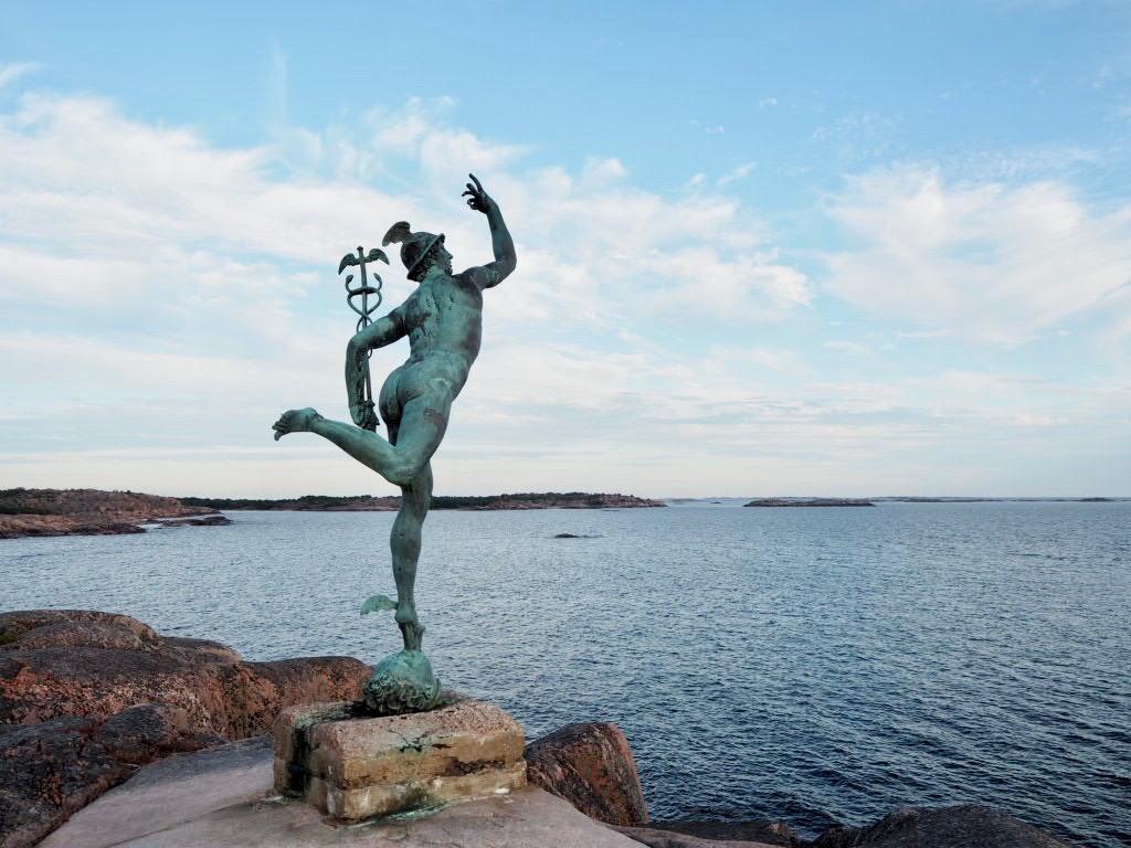 Ulkosaariston karut kaunottaret Björkö ja Källskär